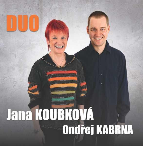 Jana Koubková a Ondřej Kabrna - DUO